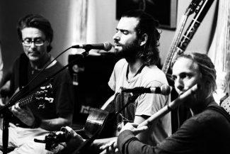Philipp Stegmueller und Band