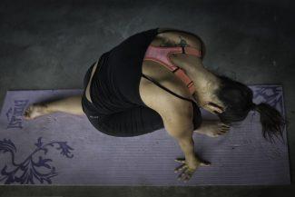 Verletzungsgefahr im Yoga