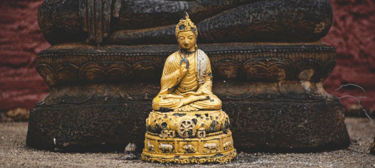 Denke nicht, meditiere!