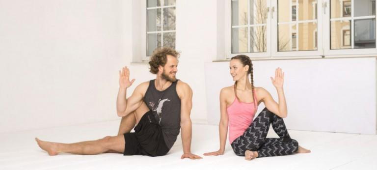 Cross Yoga – Was ist das?