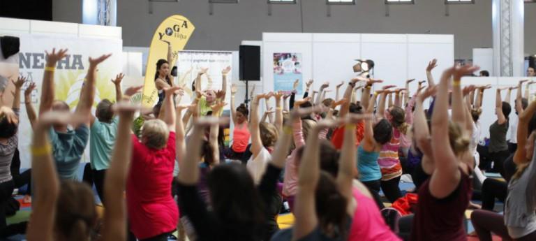 Impressionen: YogaWorld 2017 München