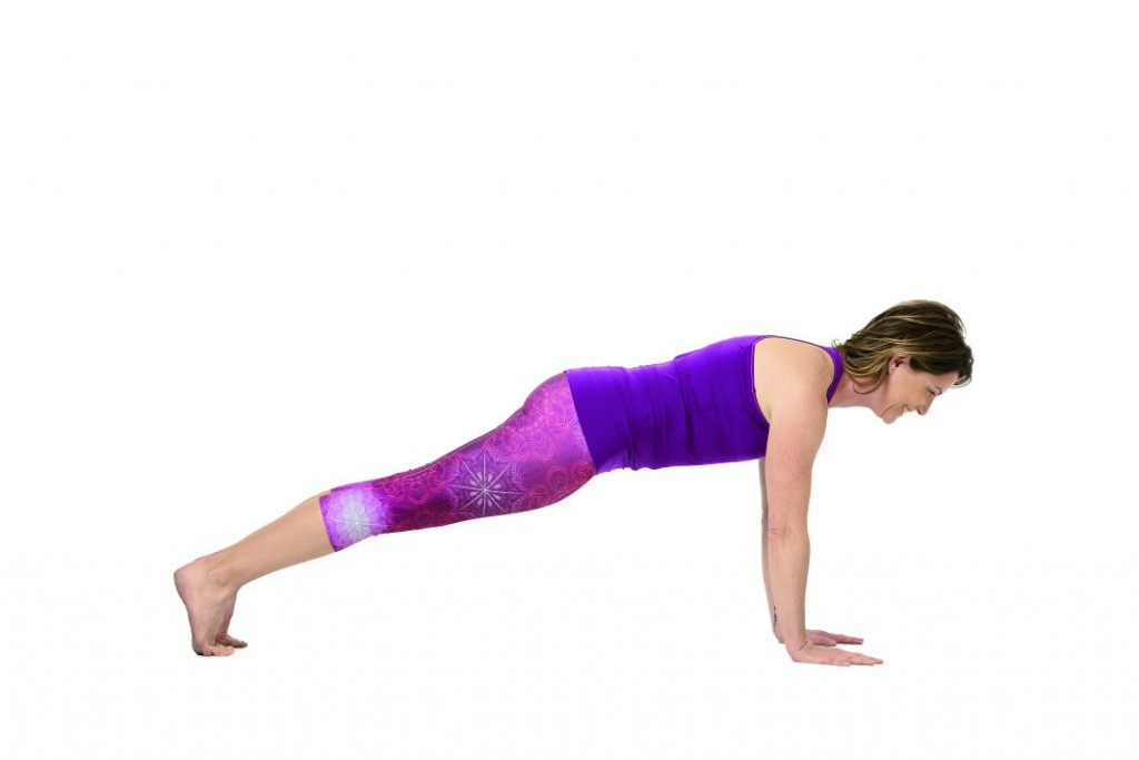 Praxis Asana Plank