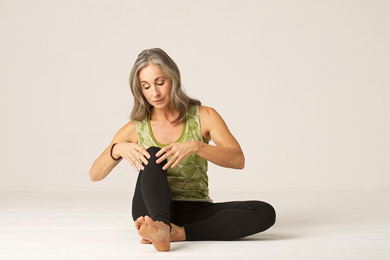 Übungen bei Kniebeschwerden
