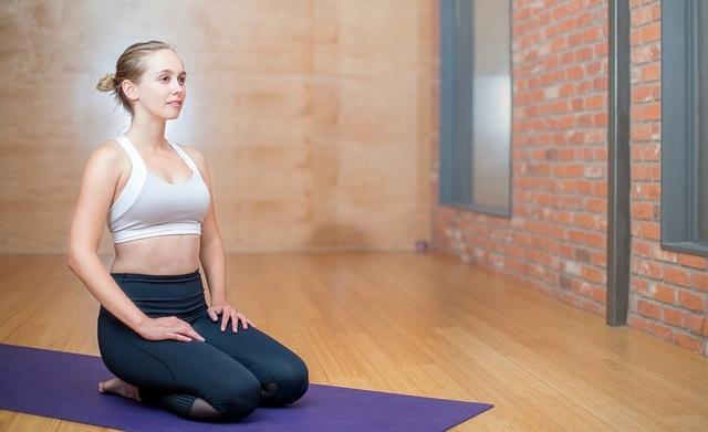 Regeneriernde Yoga-Übungen