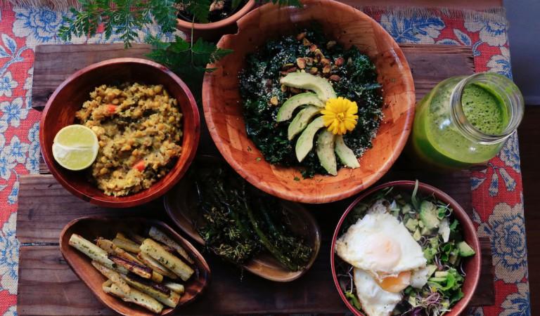 9 ayurvedische Ernährungs-Tipps fürs Wohlfühlgewicht