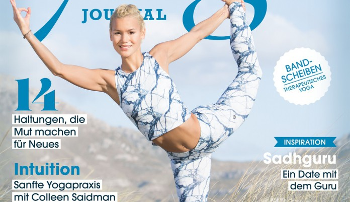 Jetzt Am Kiosk Die Neue Yoga Journal Ausgabe Yoga World Home Of