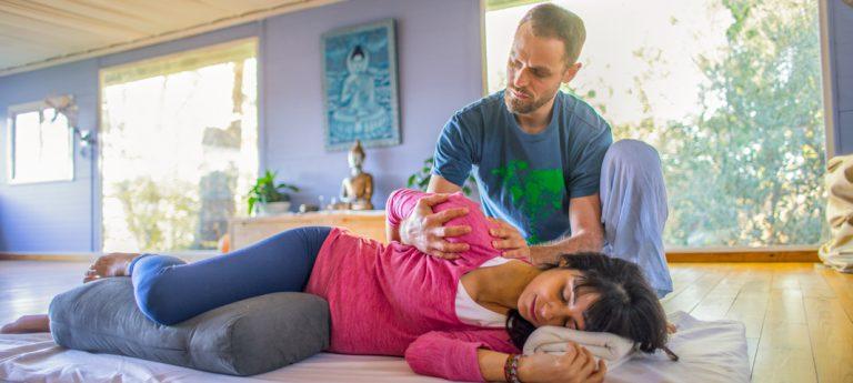 Workshop Tipp: Thai Massage Training