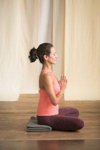 Meditation Namaste Yogaworld