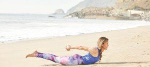 Shalabasana Heuschrecke Yogaworld