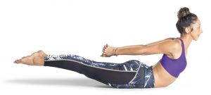 Yogaworld Heuschrecke