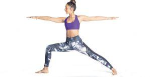 Krieger II Yogaworld