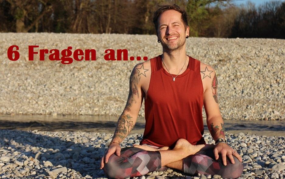 Yogadude: Das größte Problem der Menschen ist es, nicht zufrieden zu sein…