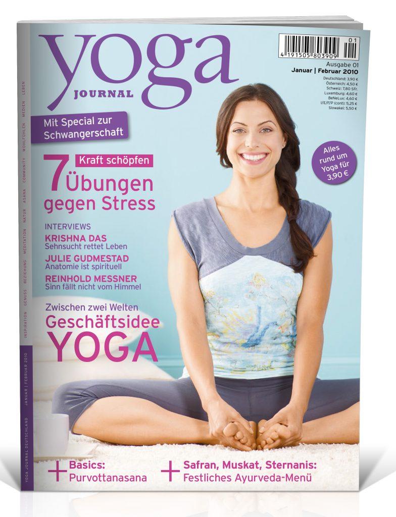 Yoga Journal Nr 07 012010 Januarfebruar 2010 Yoga World