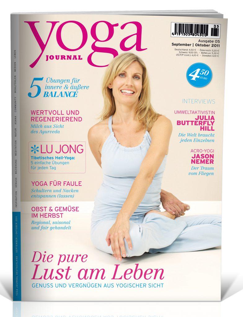 Yoga Journal Nr 17 052011 Septemberoktober 2011 Yoga World