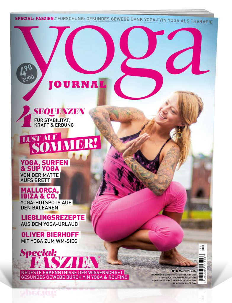 Yoga Journal Nr 33 032014 Maijuni 2014 Yoga World Home Of