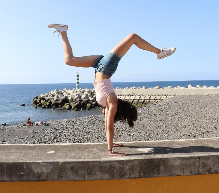 Handstand lernen in 7 Schritten