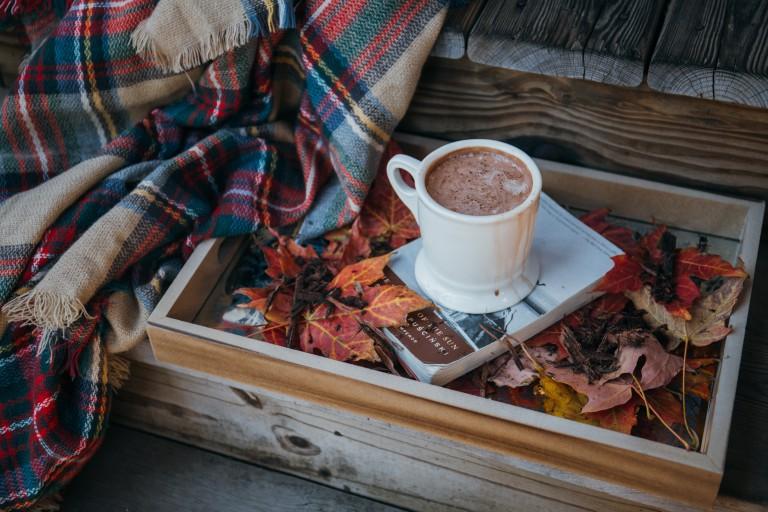 Montags-Mantra: Gelassen durch den Herbst