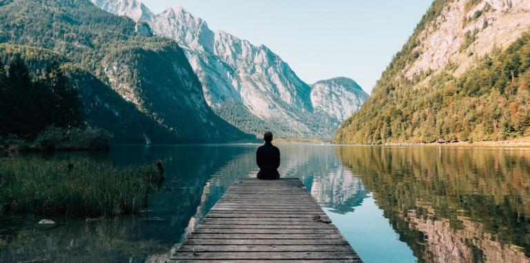 Keine Angst – Vertrauen durch Meditation