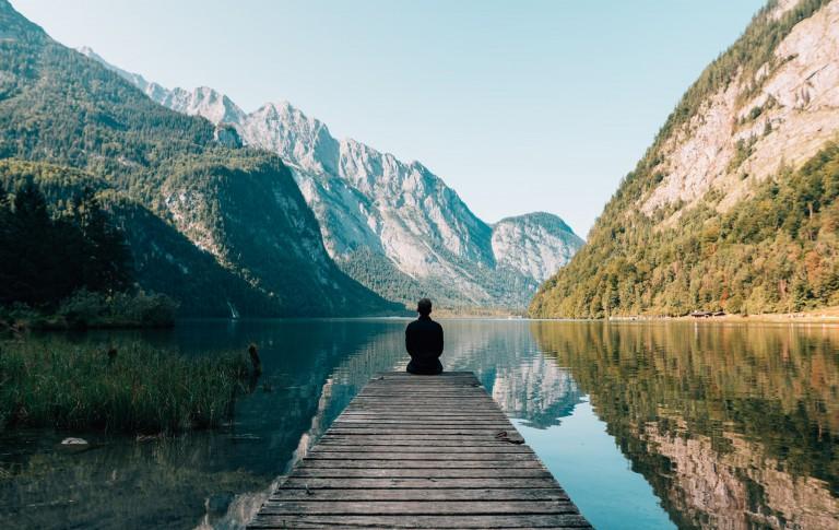 Keine Angst in der Krise: Vertrauen durch Meditation