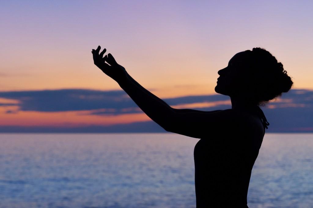 Angst Meditation