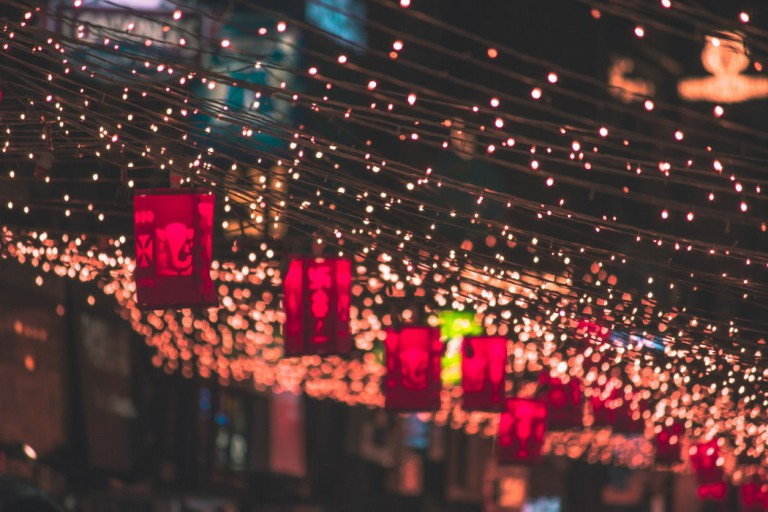 Leuchtendes Land – das Diwali Lichterfest