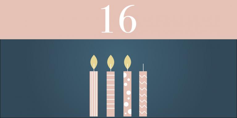 YogaWorld Adventskalender: Türchen 16