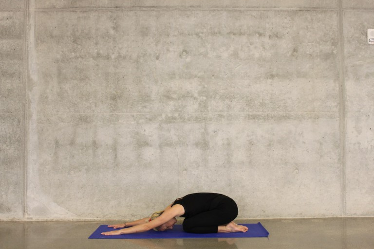 Mini-Sequenz: Regeneratives Yoga