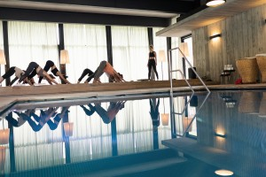 June Yoga Retreat im Spa des Wiesergut