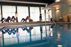June Yoga Retreat im Spa des Wiesergut