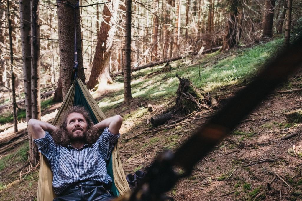 Waldbaden mit Alfred Silbergasser