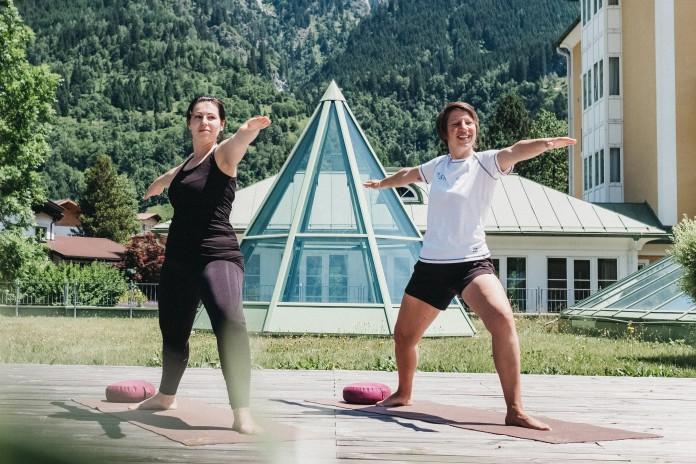 Yoga-Urlaub im Alpenhaus Gastein
