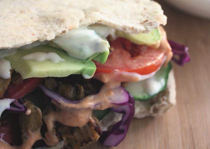 Rezept für Vegan-Döner: Denn Döner macht schöner!