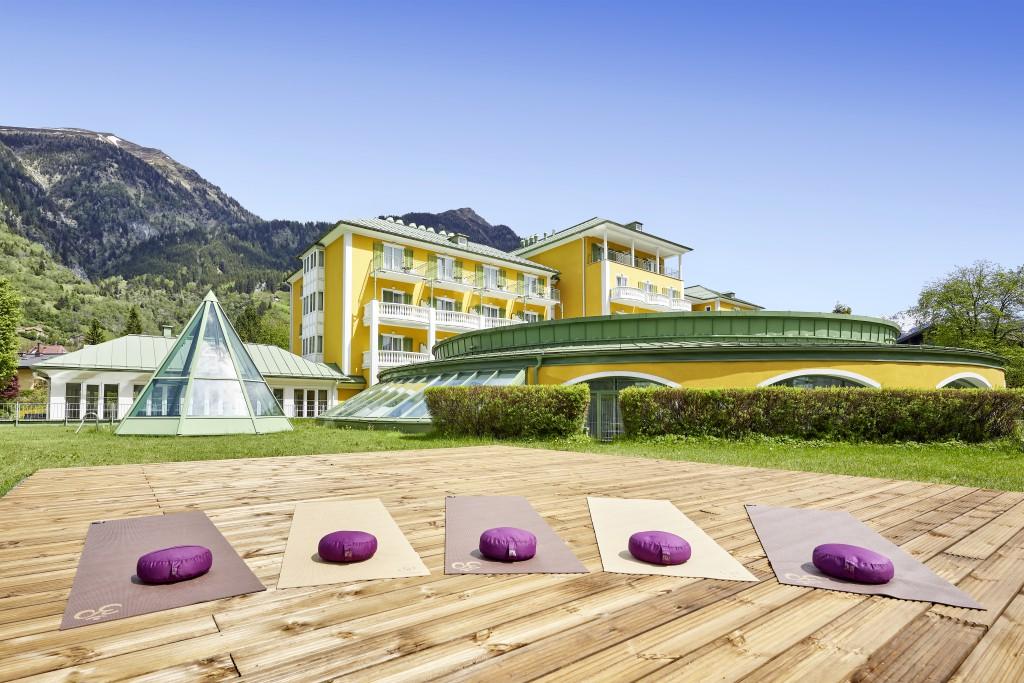 Yoga Alpenhaus Gastein
