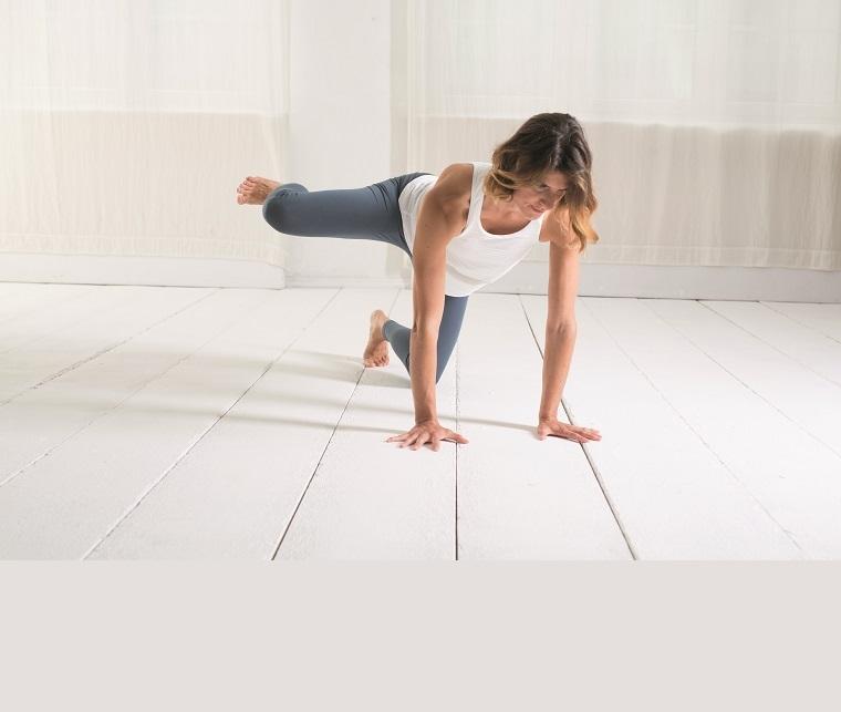 Bein Lift Übungen