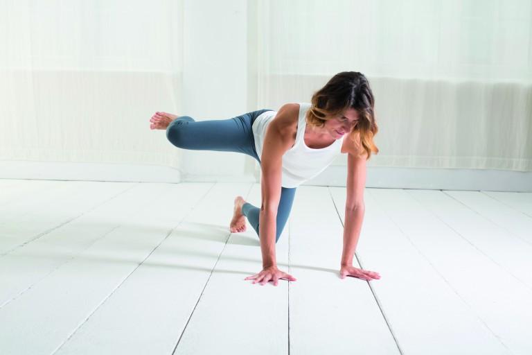 Wenn die Beinrückseite schmerzt: Diese Übungen helfen