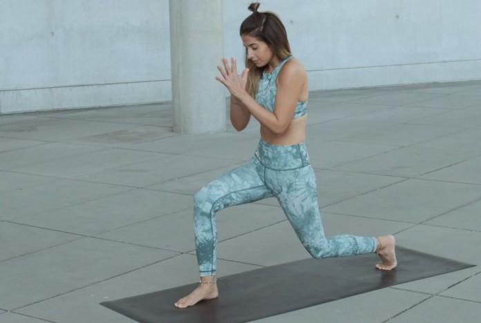 Yoga-Flow mit Selen
