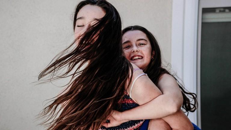 Kinder Yoga: Von ihnen lernen plus Mini-Practice
