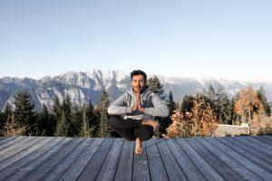Marcel Clementi Yoga Journal