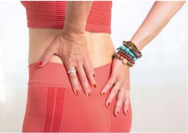 Yoga Kreuzbein