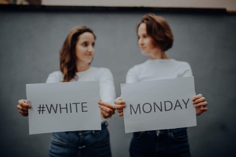 Heute ist White Monday: Das kannst DU tun!
