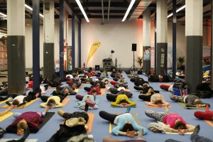Yogaworld Messe München