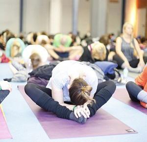 Messe Yogaworld München