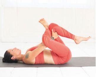 Iliosakralgelenk und Yoga