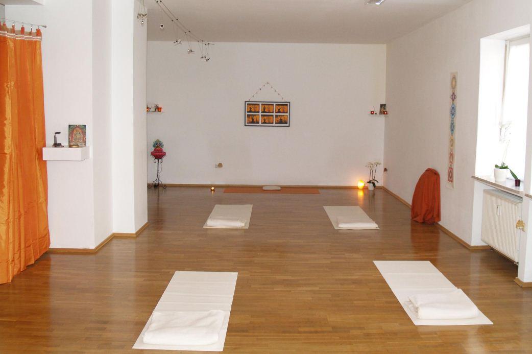 Yoga Workshop im MahaShakti Yoga Studio München in Schwabing