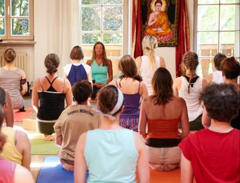 Positive Thinking / Meditationsworkshop mit Veronika Rössl
