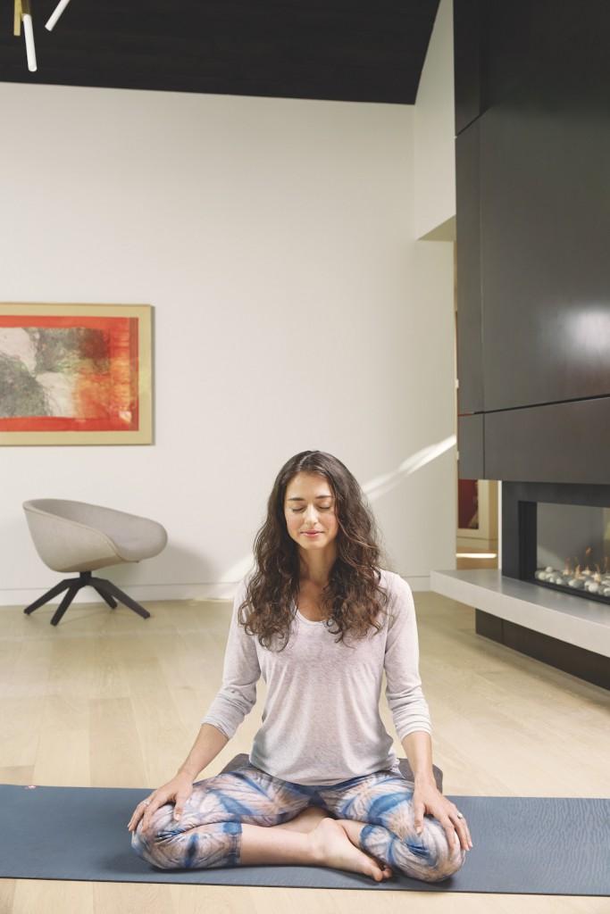 Restoritive Yoga Asanas