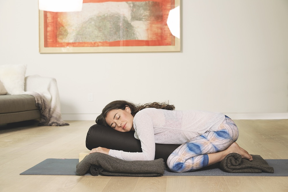 Restorative Yoga Asanas