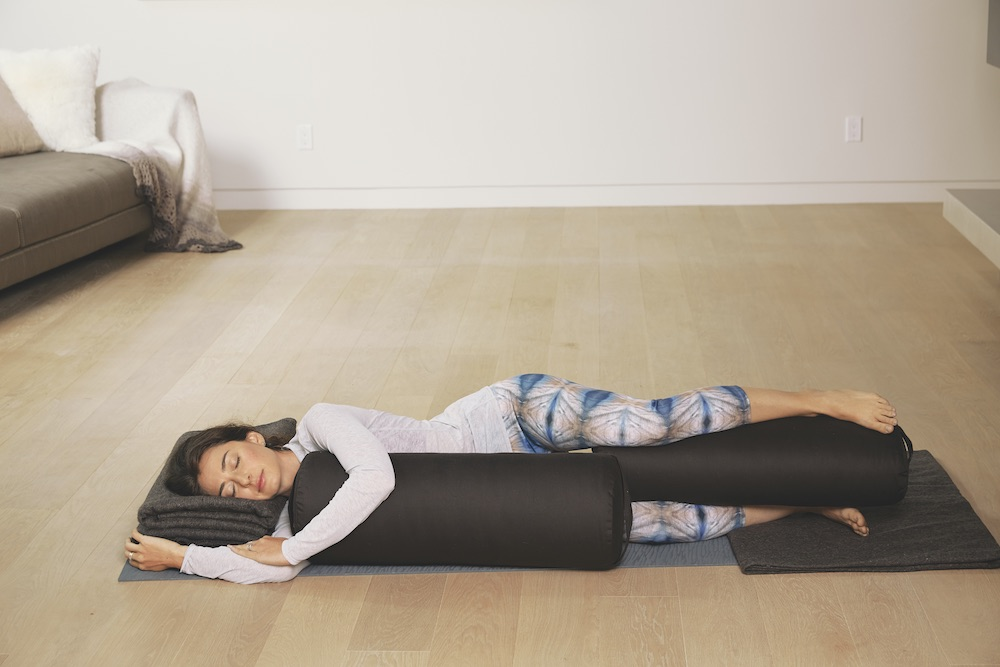 Restoritive Yoga