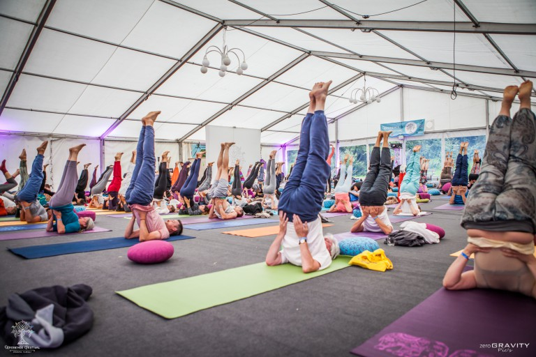 Xperience Yoga Festival vom 19. bis 23. August 2020