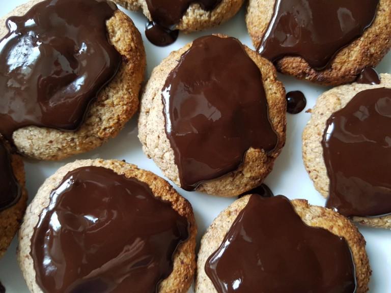Rezept für schnelle vegane Kekse